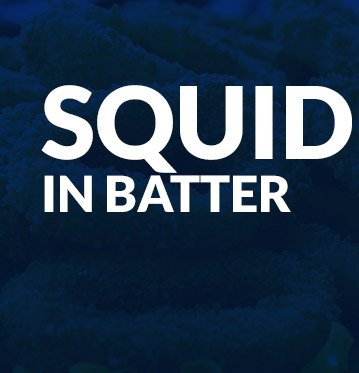 Squid in batter