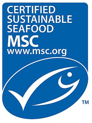 Certificado para pesca y acuicultura sostenible