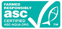 Farmed Responsibility ASC Certified